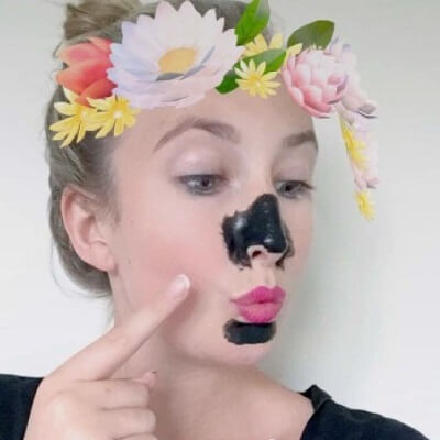 Lindsey Beljaars and MayBeauty's Incredible Face Mask